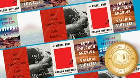 The Kirkus Prize: Spotlight on the Fiction Finalists
