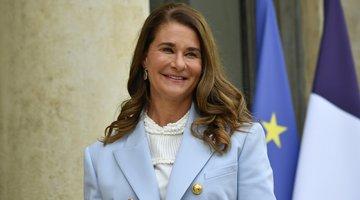 Melinda French Gates Starts Her Own Imprint