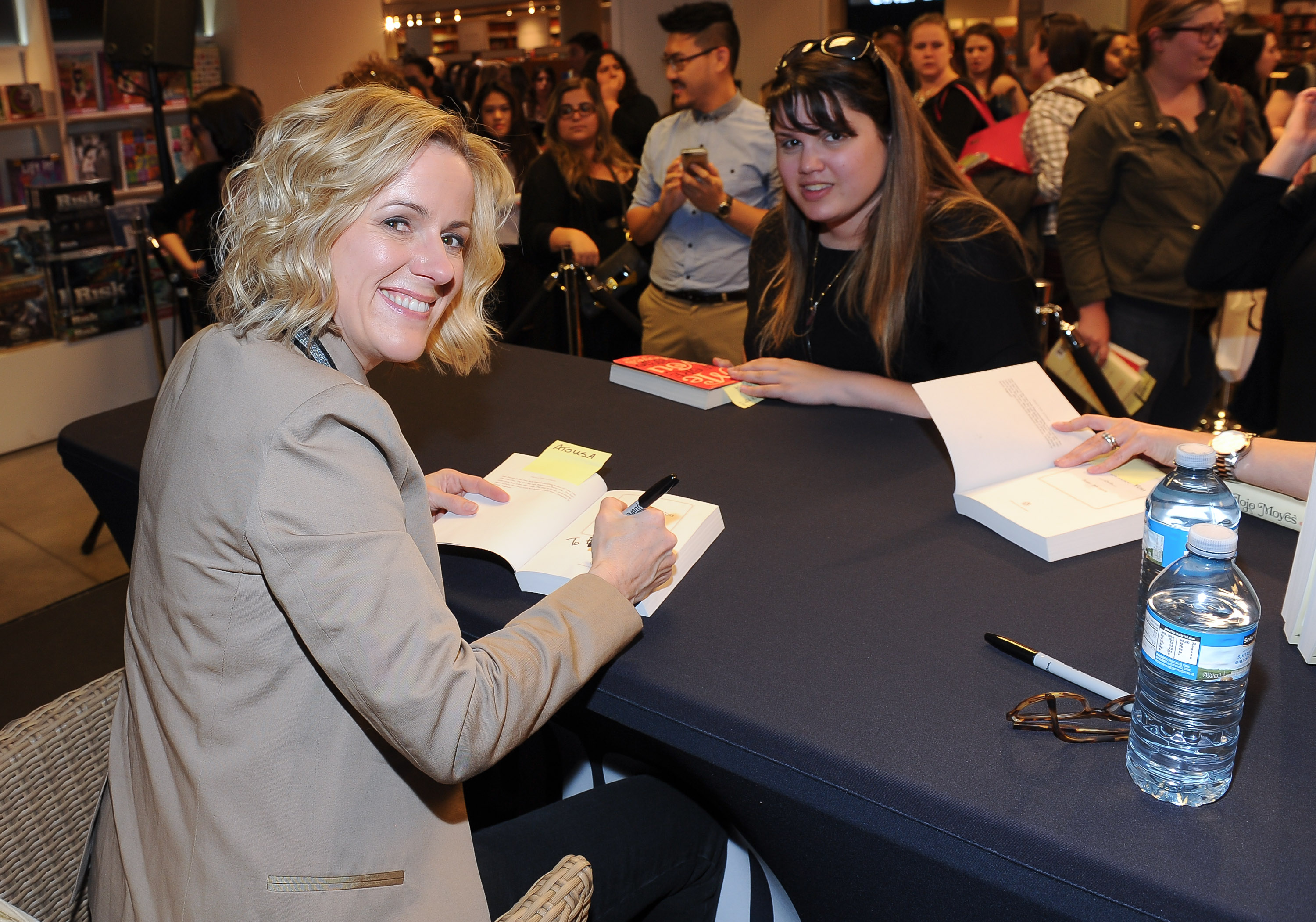 Author Makes Claims Against Jojo Moyes Book