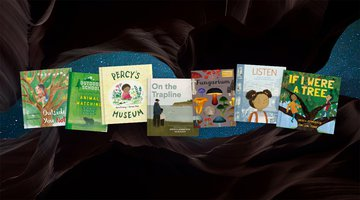 Great Books on the Outdoors for Curious Kids