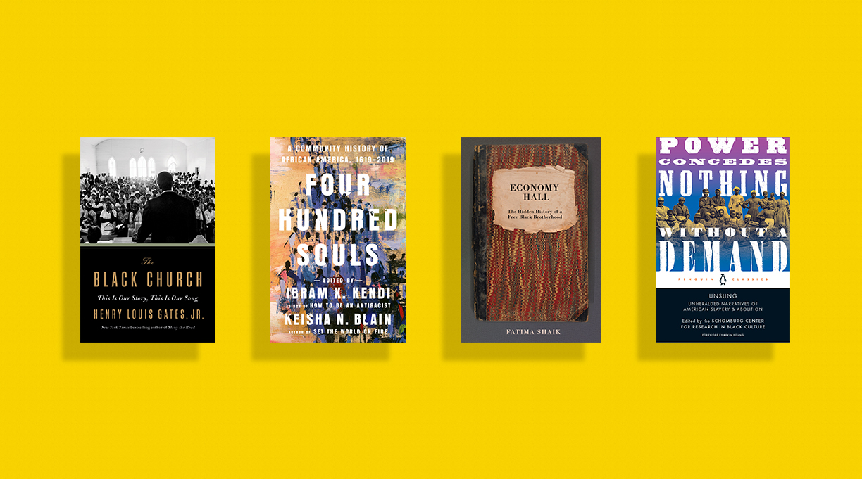 4 New Books To Read for Black History Month