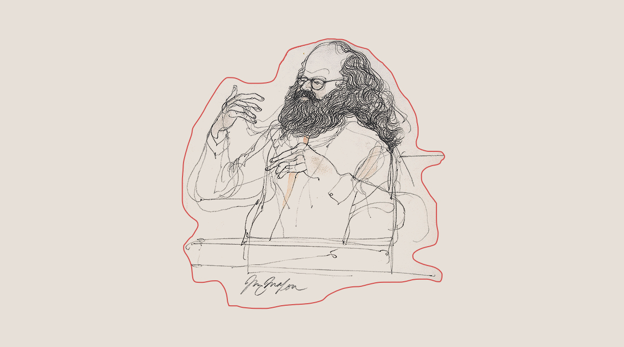 An American Road Trip With Allen Ginsberg