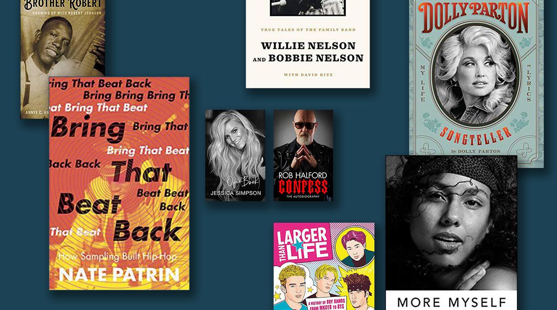 Kirkus & Rolling Stone's Best Music Books 2020
