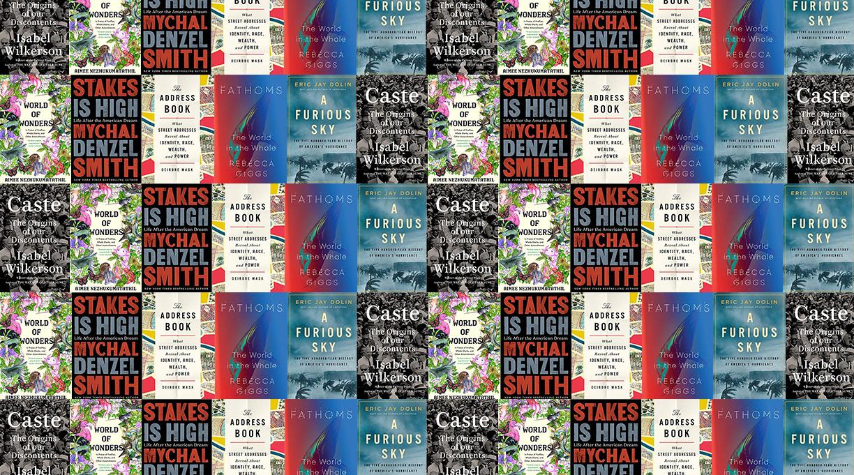Kirkus Prize 2020: The Nonfiction Finalists