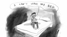 Channeling Anxiety Into a Graphic Memoir