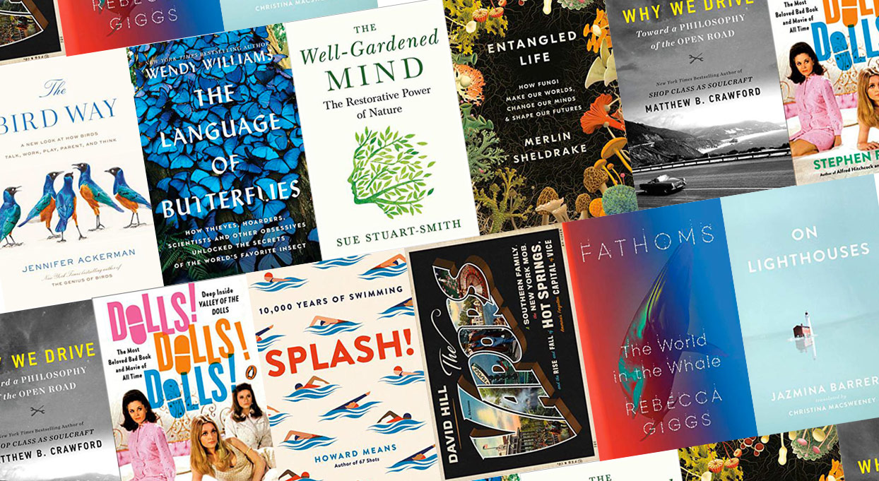 10 Top Summer Reads in Nonfiction