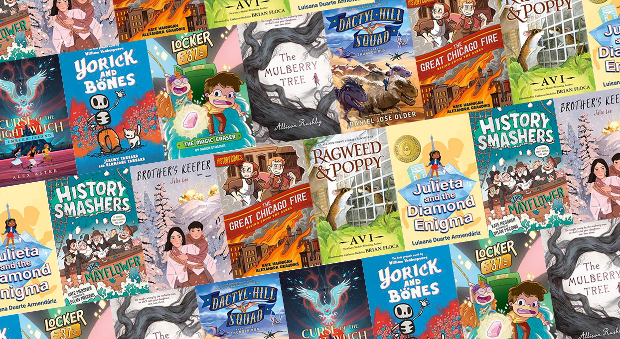 10 Top Middle-Grade Summer Reads