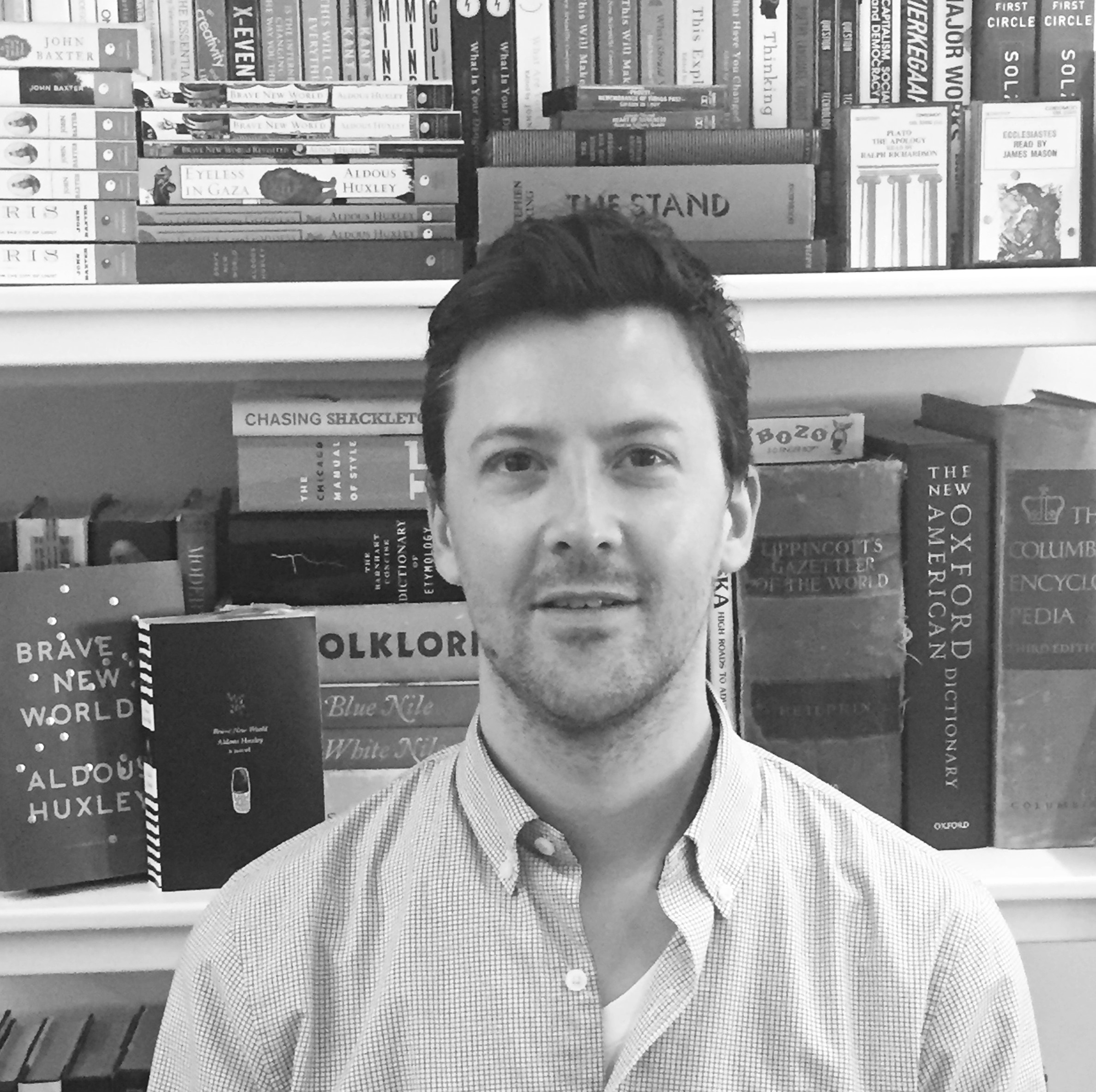 Q&A: PETER HUBBARD, EXECUTIVE EDITOR AT WILLIAM MORROW