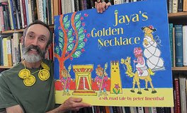 Peter Linenthal Uses Ancient History to Tell a New Kids' Tale