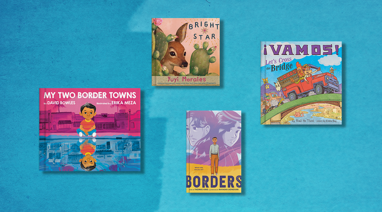 4 Powerful Children's Books About Crossing Borders