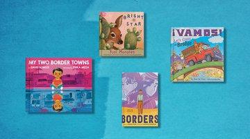 4本关于跨越国界的强有力的儿童书籍