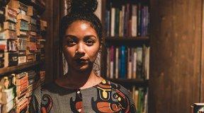 A Poet Crafts a Verse Novel for Teens