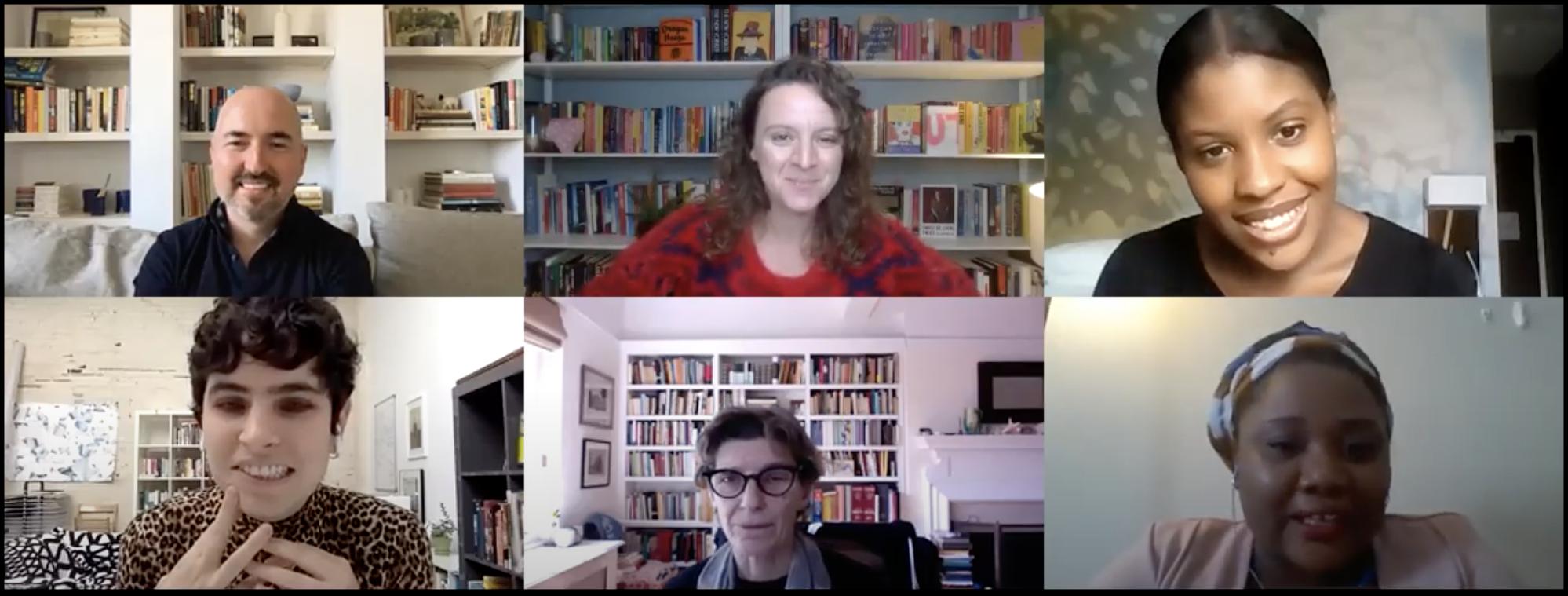 Conversations With Kirkus Prize Finalists, Winners