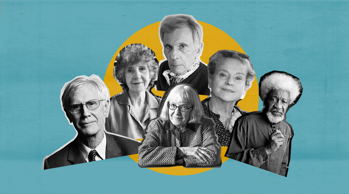 These Writers Over 80 Are Still Going Strong