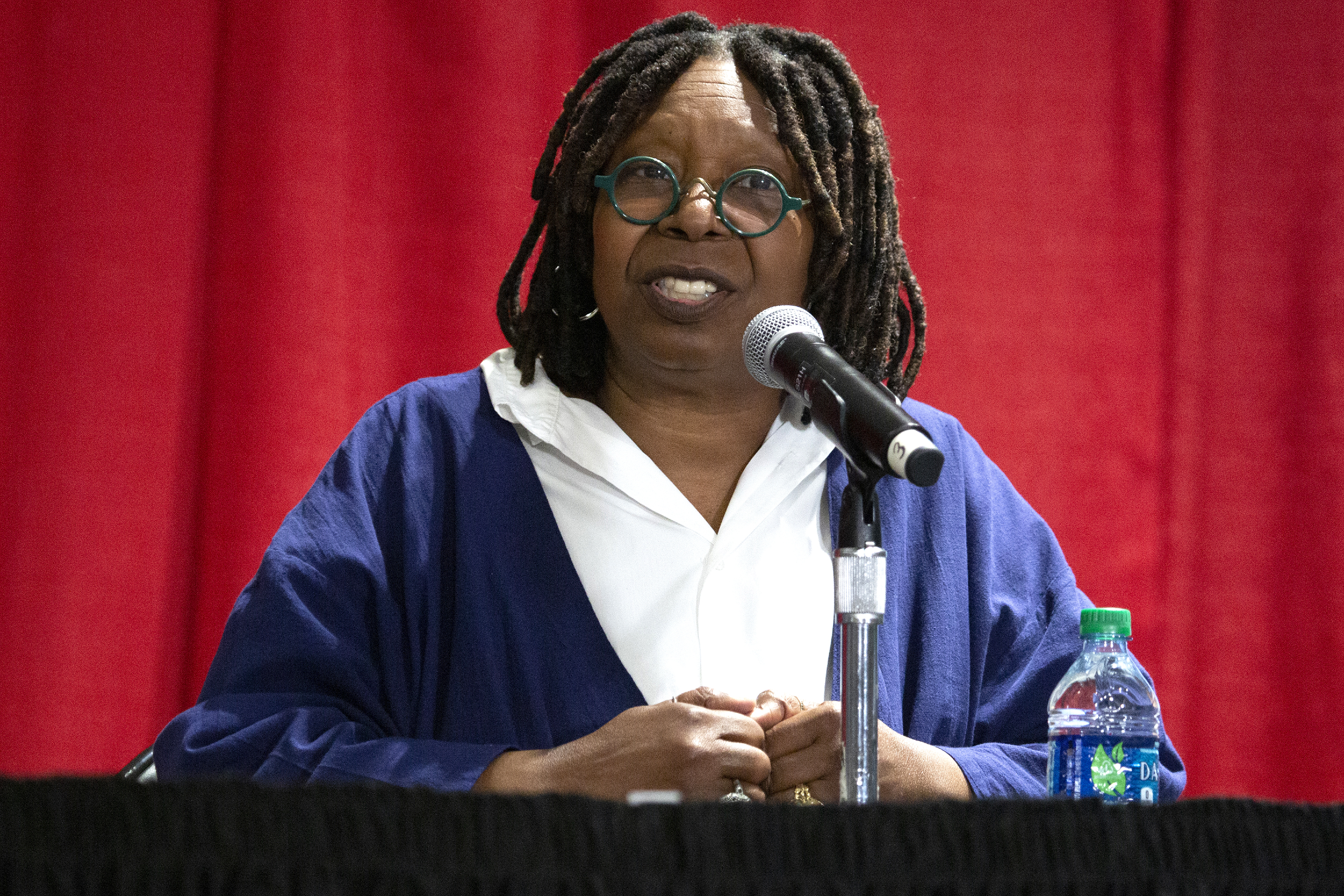 Whoopi Goldberg in Upcoming The Stand miniseries