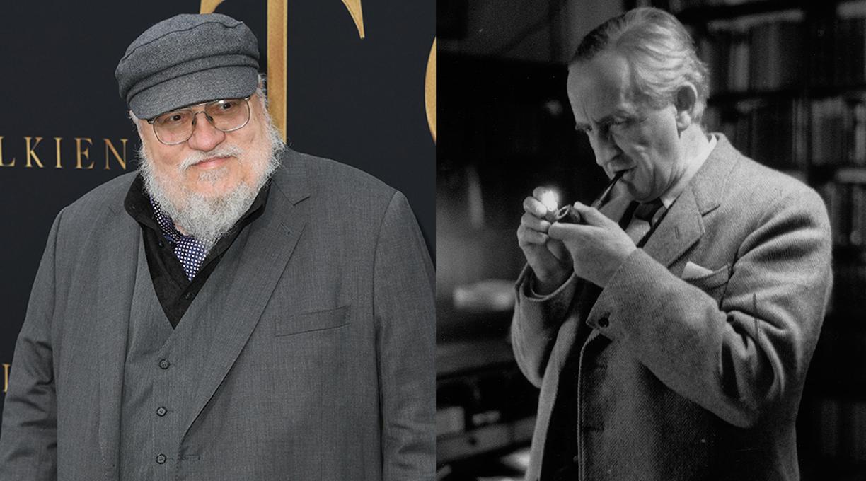 George R.R. Martin Criticizes J.R.R. Tolkien