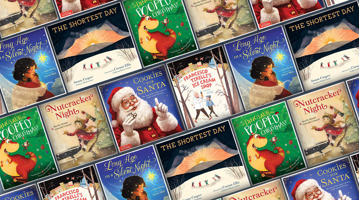 Yes, It's Time for Holiday Picture Books, Already. Here's What's Coming