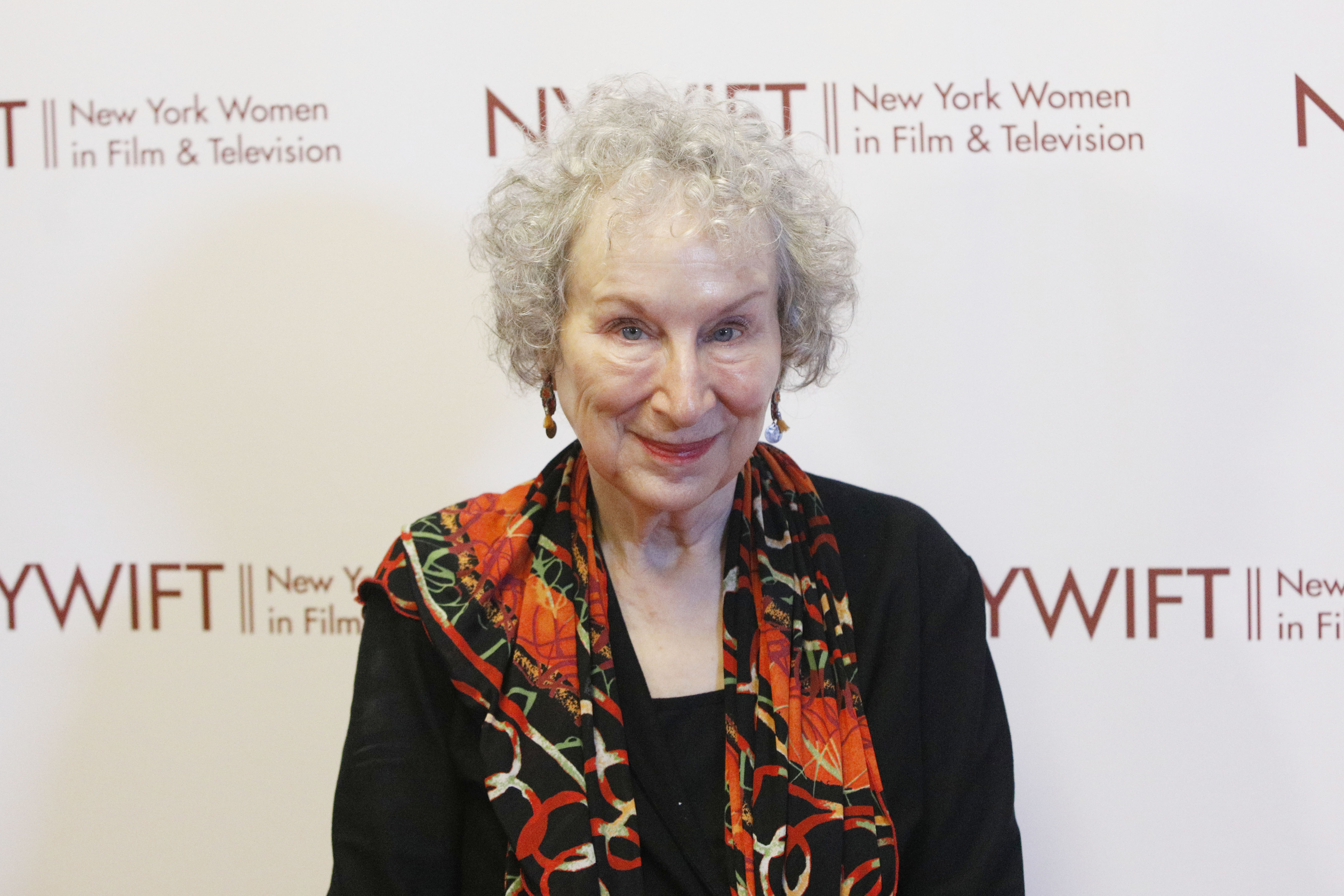 Margaret Atwood Wins a Dayton Literary Peace Prize