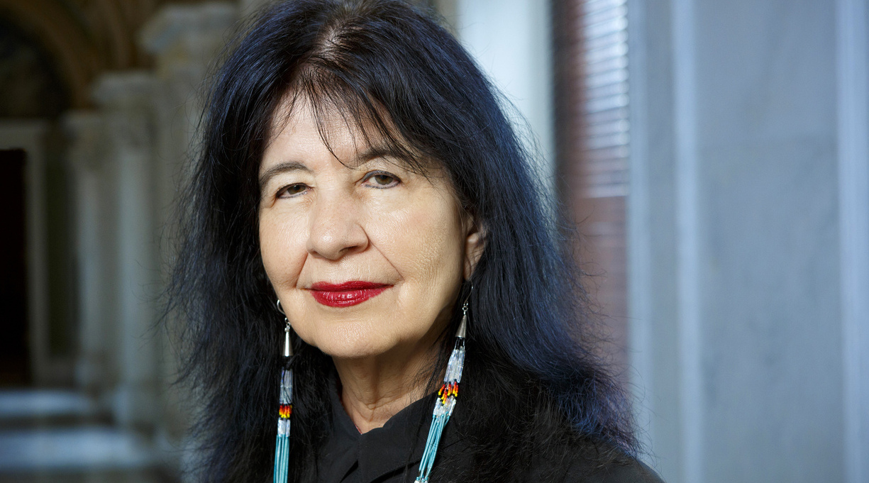 Joy Harjo's Lifelong Obsession With Stories