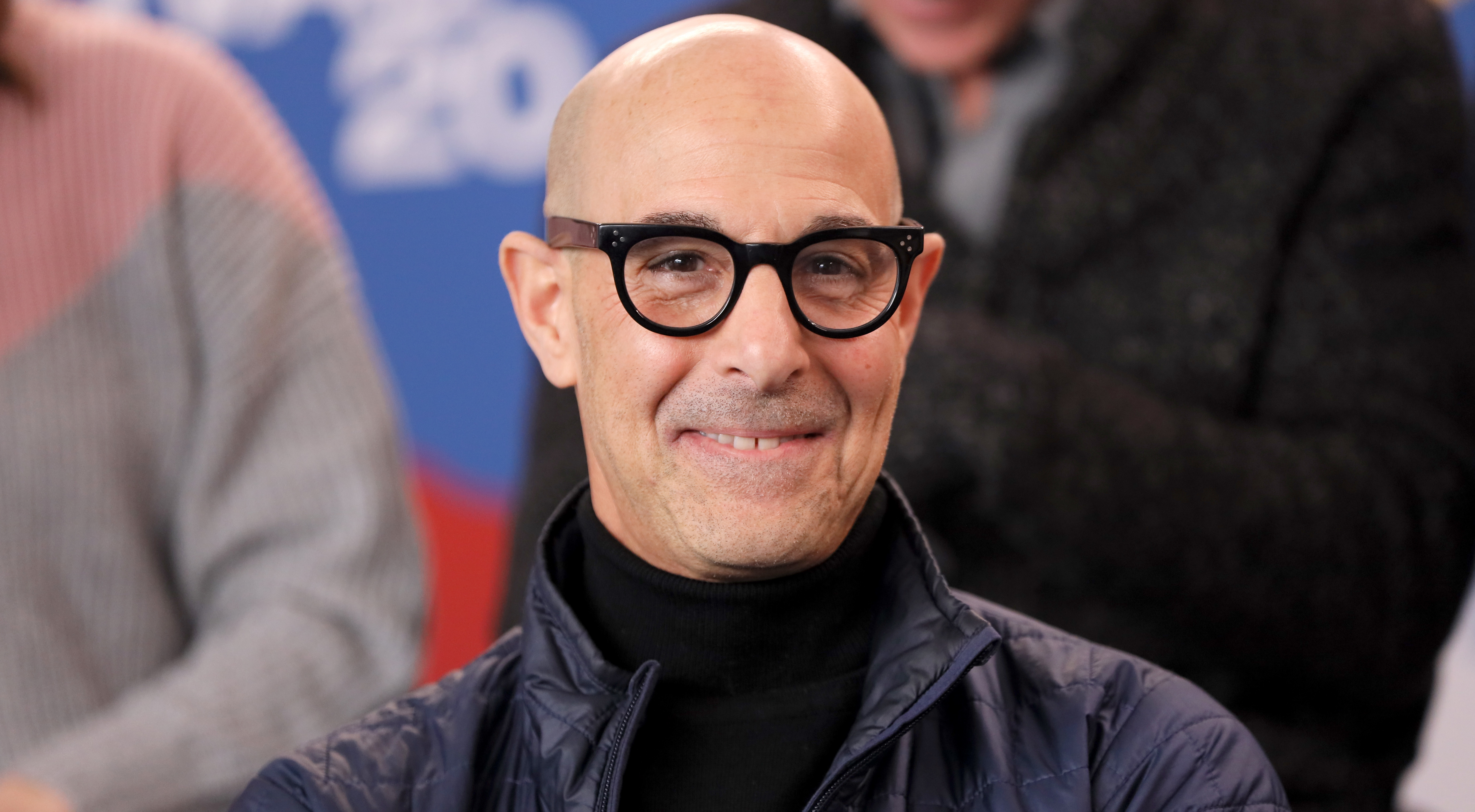 Stanley Tucci Is Writing a Food Memoir