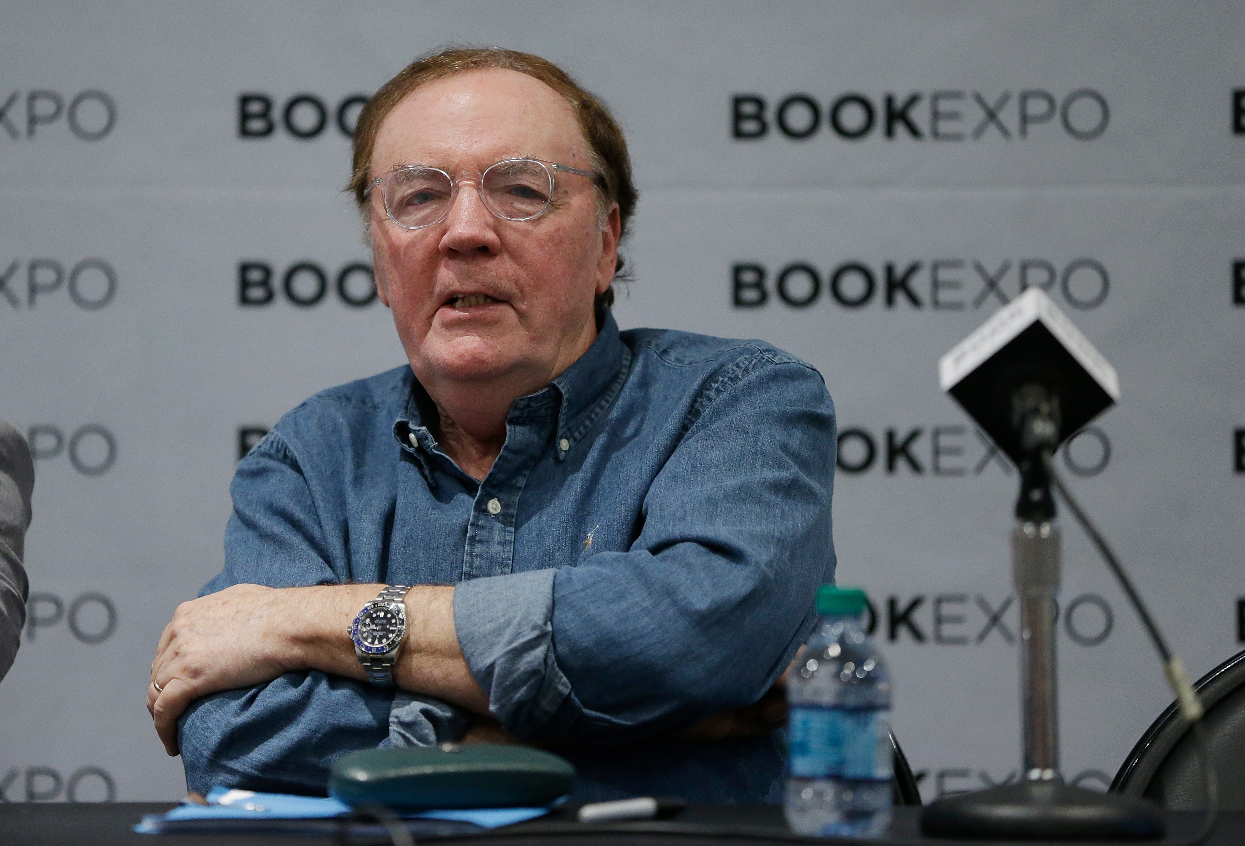 Quibi Series of James Patterson's Toys in Works