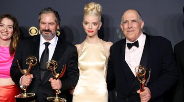 'The Queen's Gambit' Wins Big at Emmy Awards