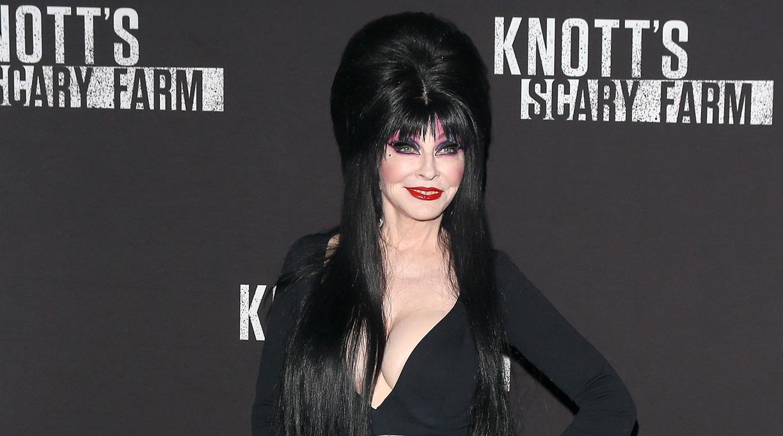 Horror Host Elvira Comes Out in New Memoir
