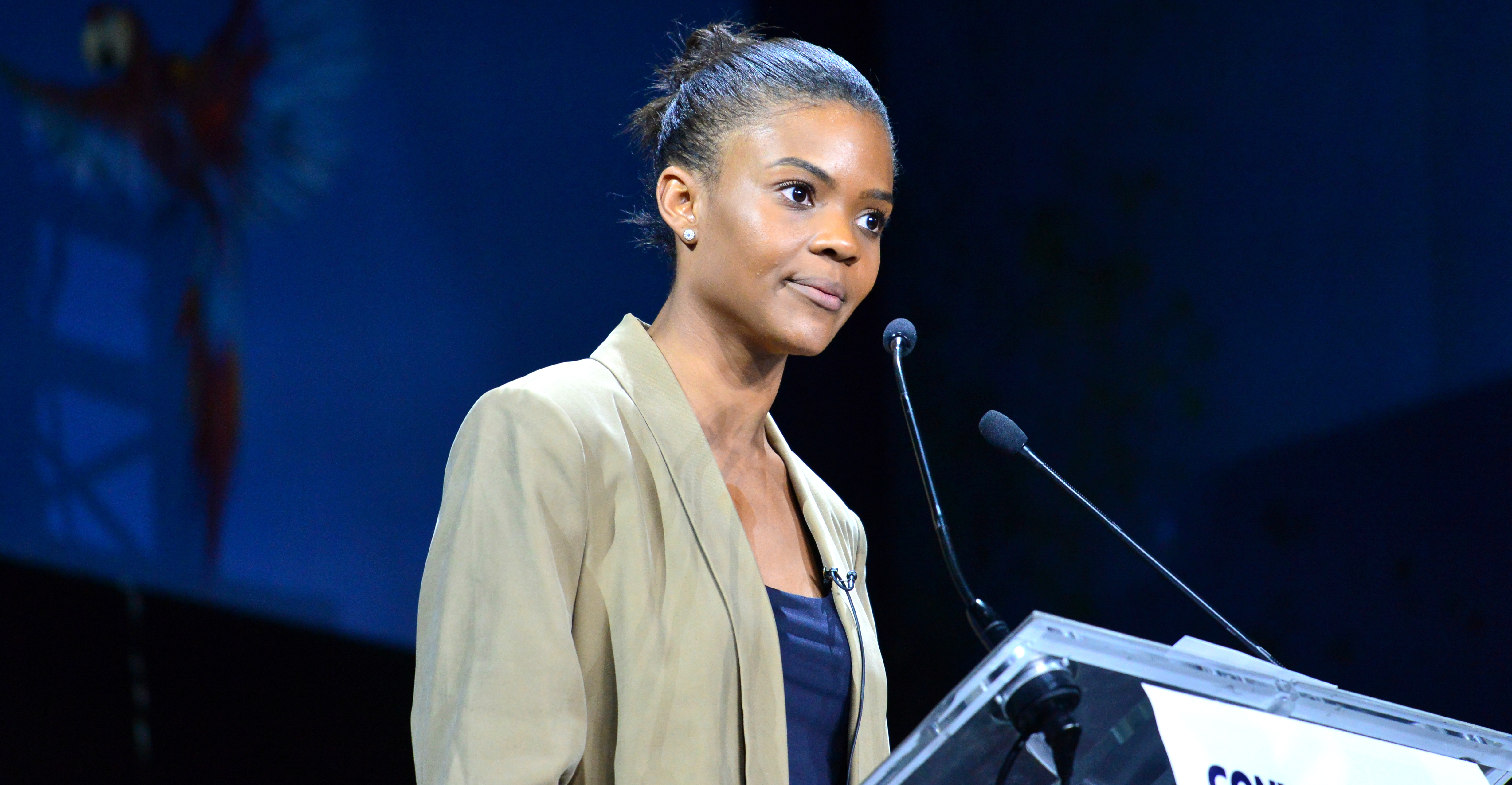 Candace Owens: Amazon Workers Stomping on My Books