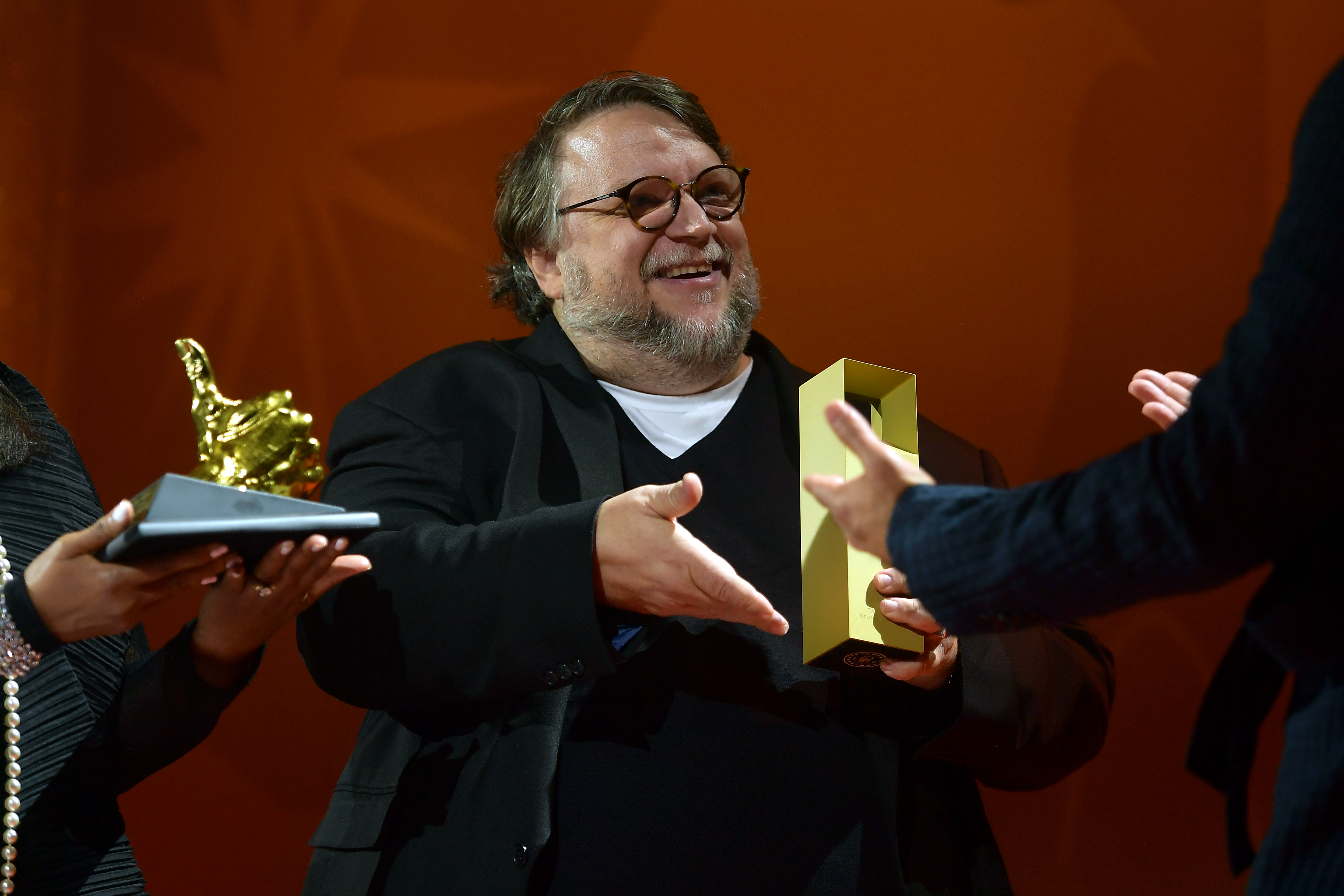 Guillermo del Toro to Publish Horror/Fantasy Stories