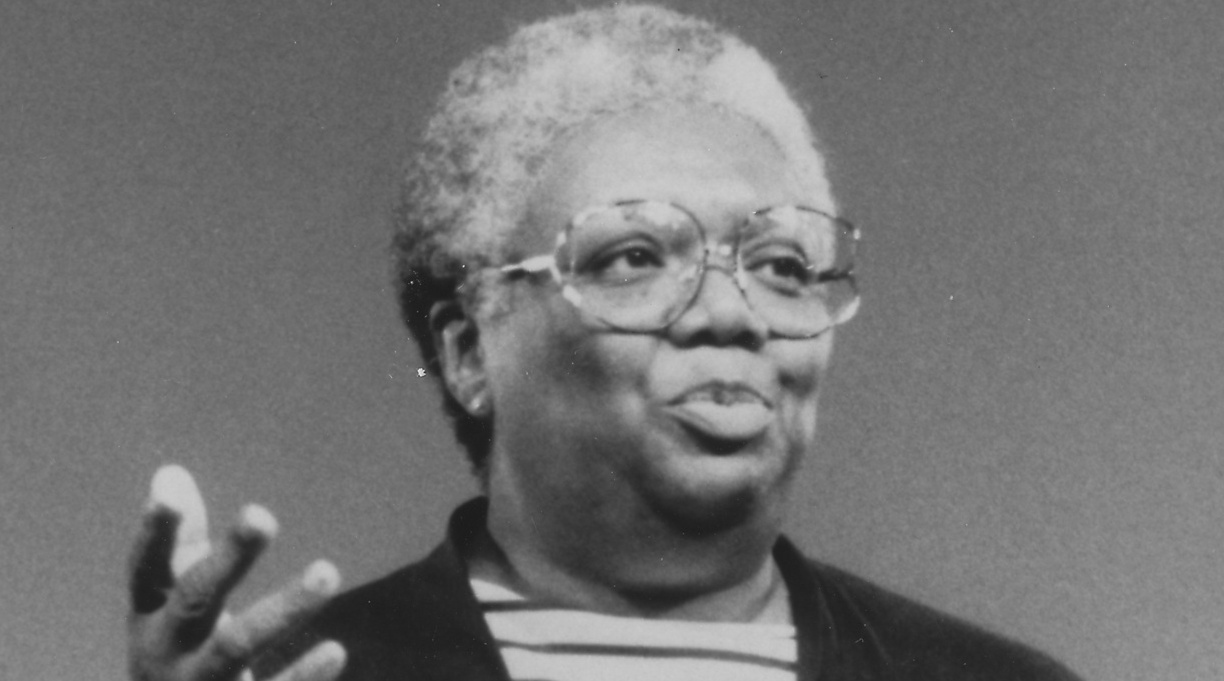 Jeffers Will Write Biography of Lucille Clifton