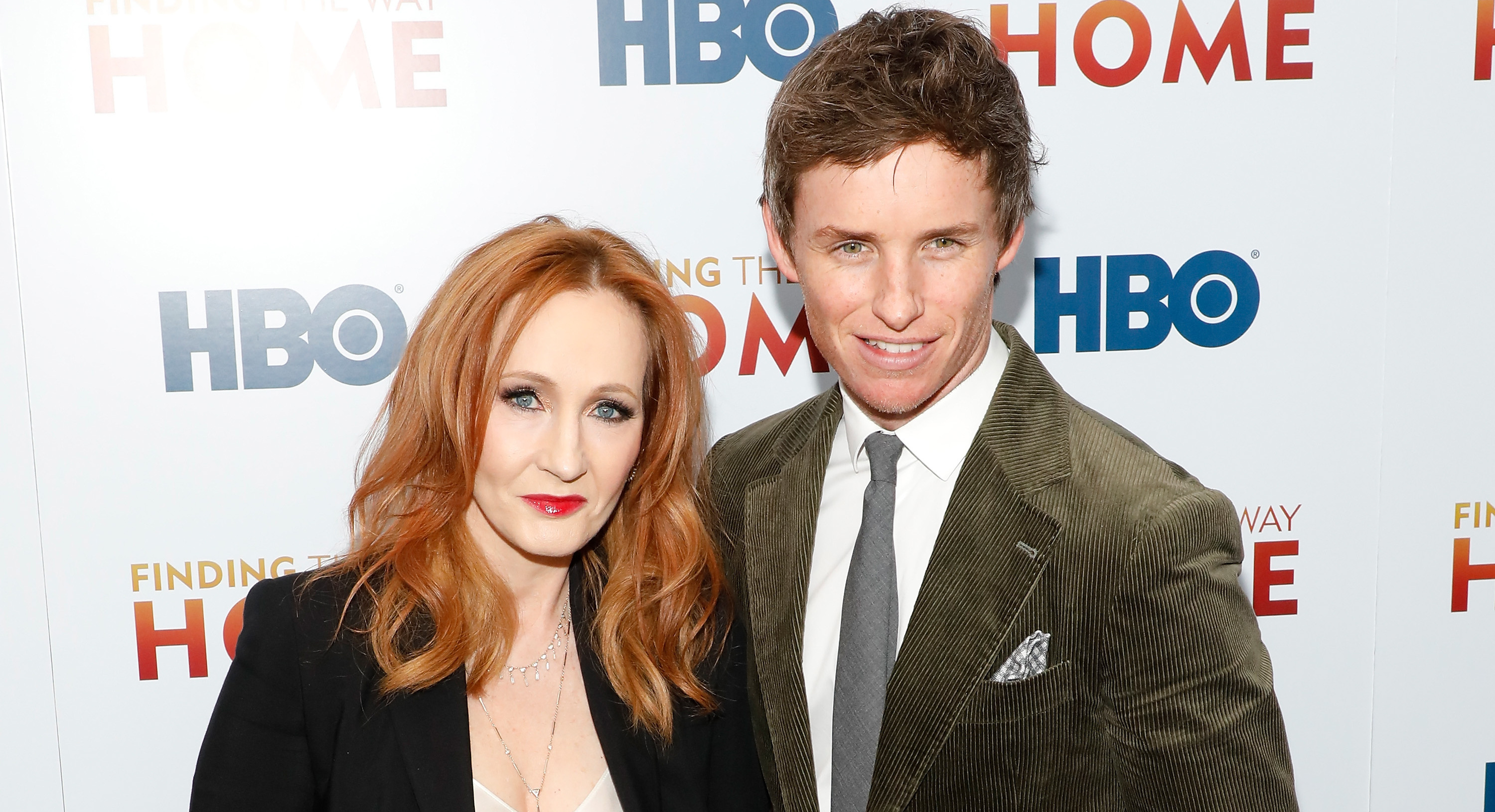 Eddie Redmayne Condemns 'Vitriol' Against Rowling