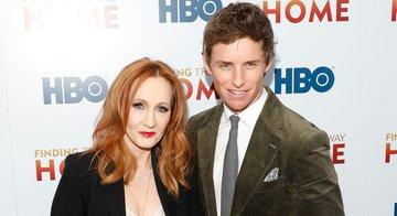 Eddie Redmayne Condemns 'Vitriol' Against Rowling