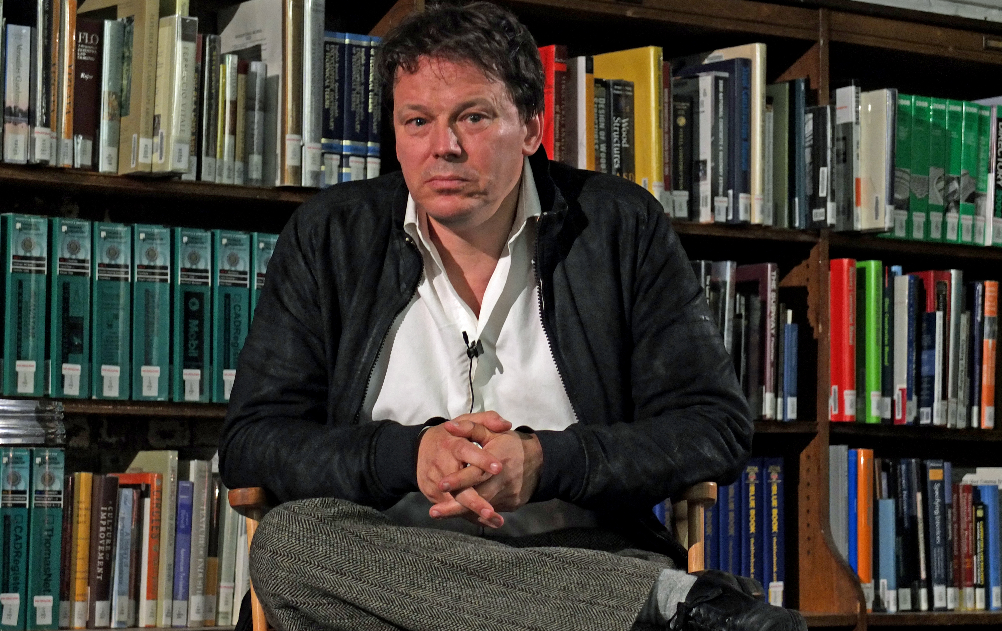 Author and Activist David Graeber Dead at 59