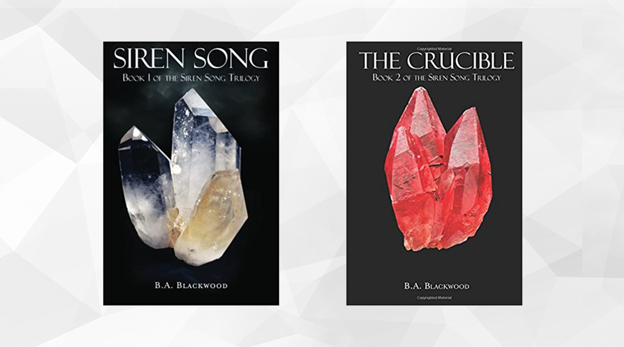 B.A. Blackwood Offers a YA Series about Warring Groups of Fallen Angels