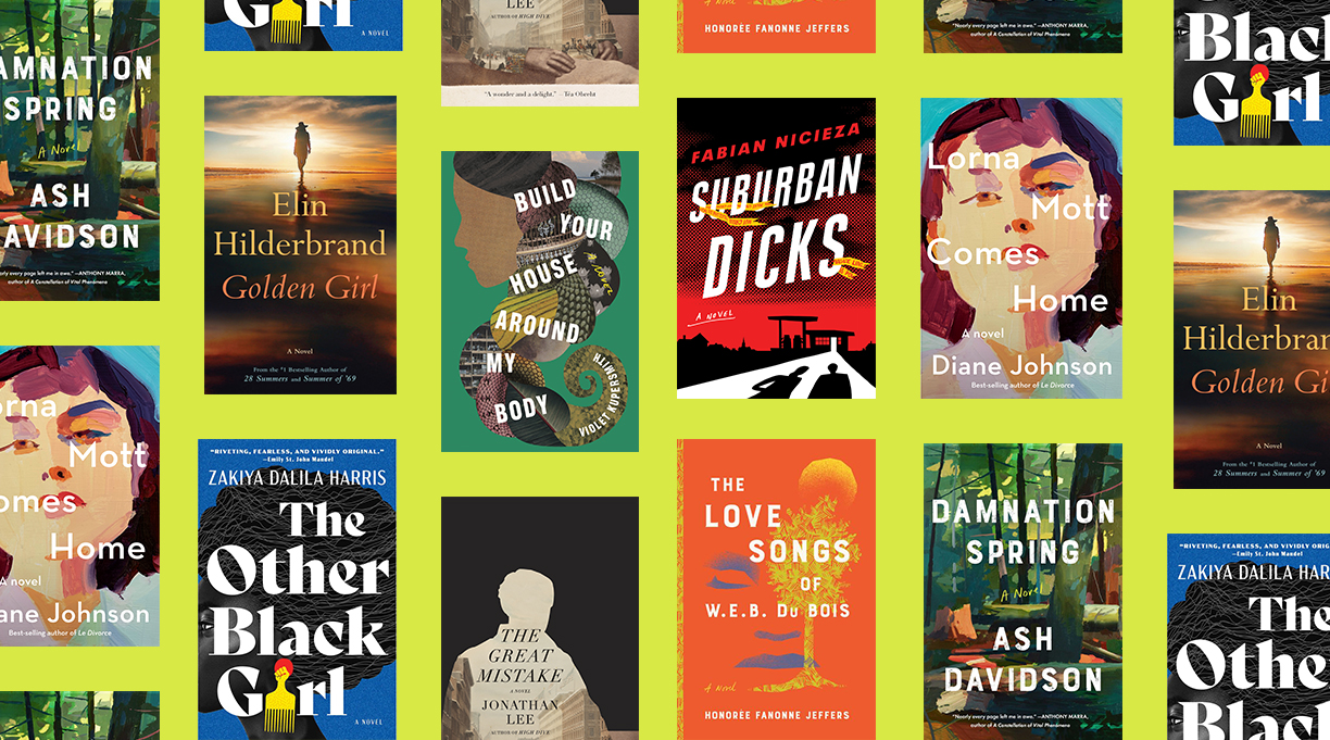 8 Novels To Read This Summer