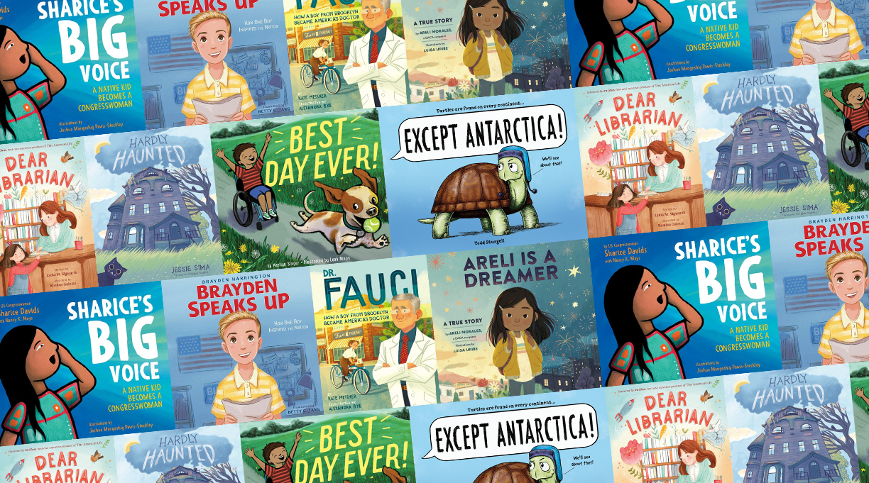 8 Picture Books To Read This Summer | Kirkus Reviews