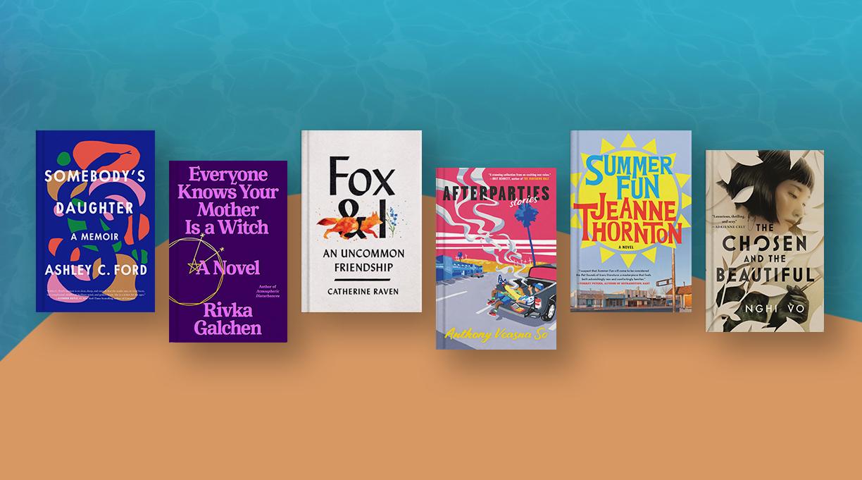 Summer Books 2021: Ready, Set, Read