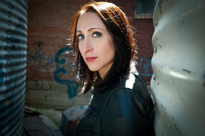 Intrepid Heroine, Shrewd Author