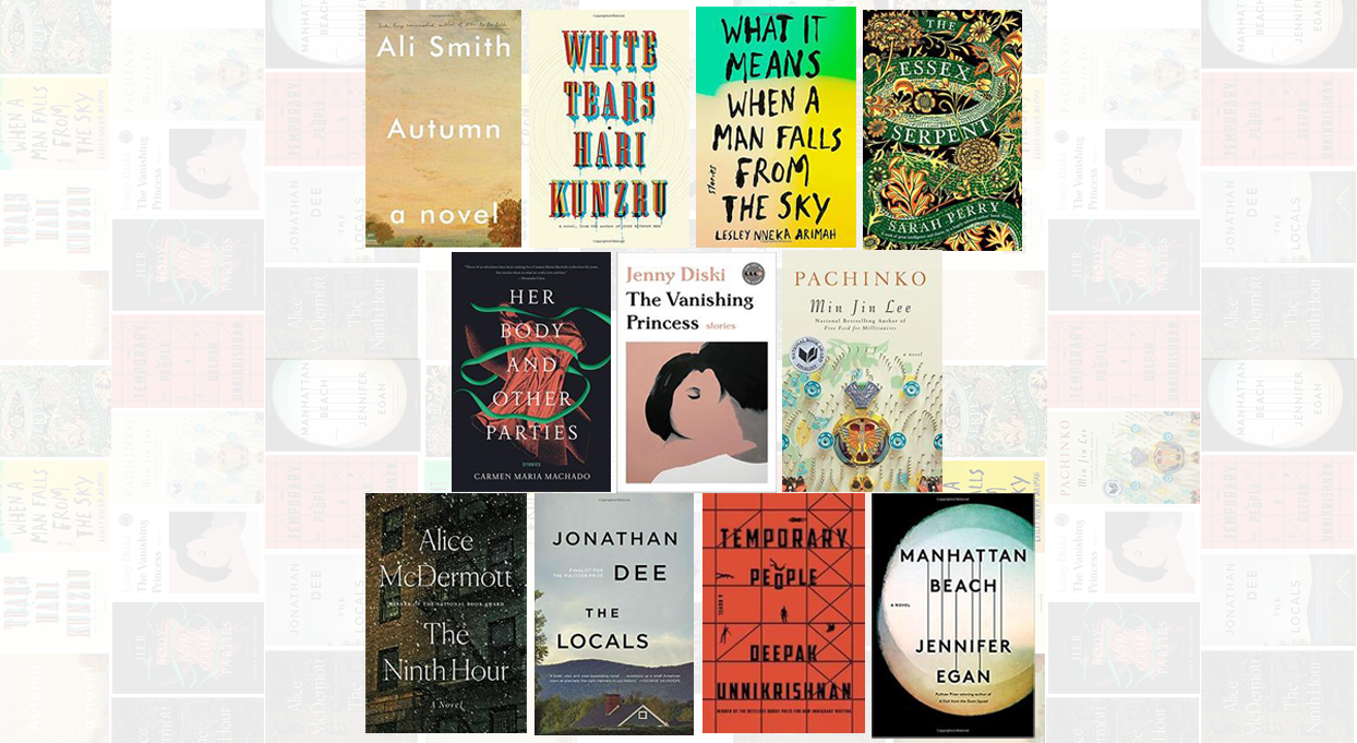 The Best Fiction of 2017