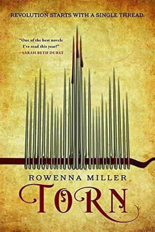 Torn by Rowenna Miller