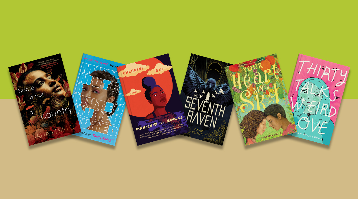 6 Verse Novels for Teen Poetry Lovers