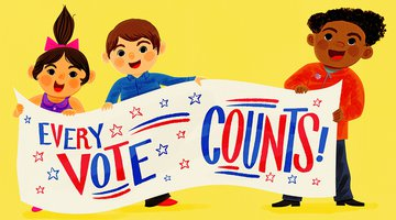 Some Picture Books Worth Voting For