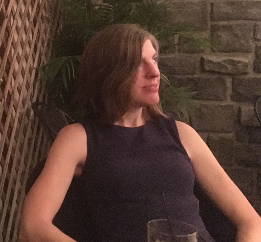 Q&A: REBECCA COLESWORTHY, AN EDITOR AT SUNY PRESS