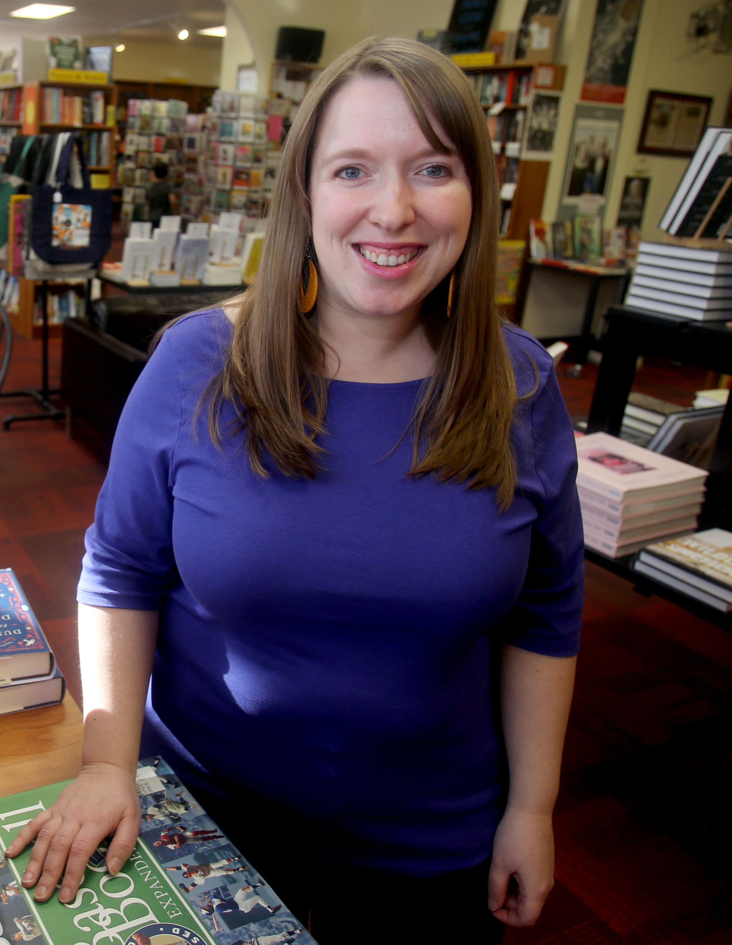 Q&A: SUZANNA HERMANS, CO-OWNER OF OBLONG BOOKS AND MUSIC IN MILLERTON AND RHINEBECK, NEW YORK