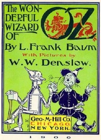 L. Frank Baum's Wonderful Land of Oz