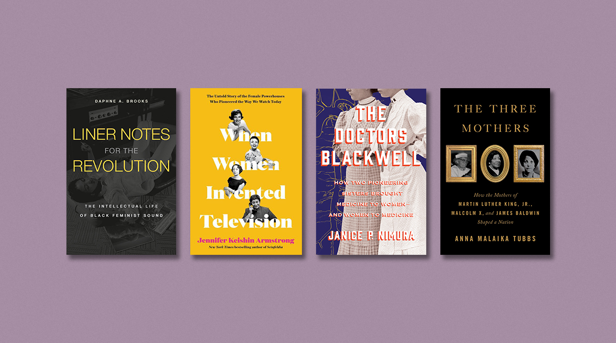 4 Books To Read for Women's History Month