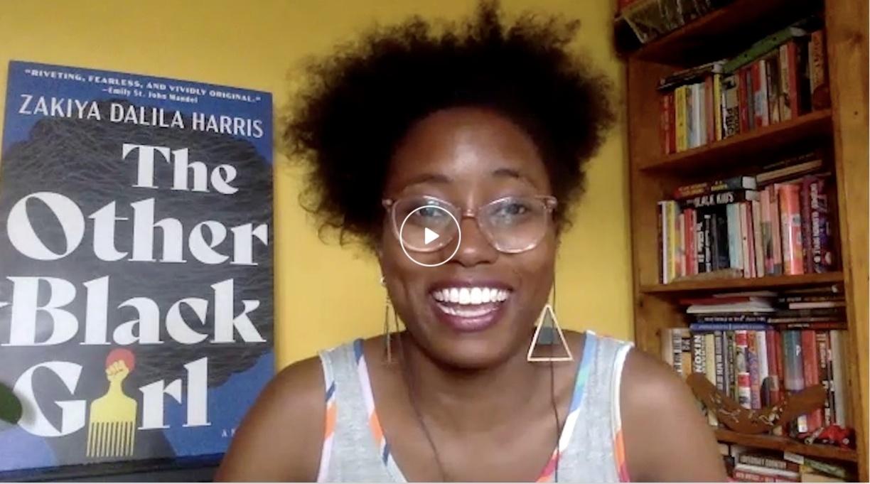 Zakiya Dalila Harris On Writing a Thriller