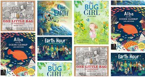 5 Inspiring Picture Books About the Environment