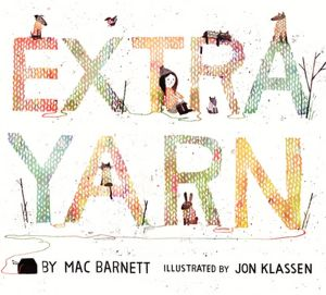 'Extra Yarn,' Now with a Boston Globe-Horn Book Award