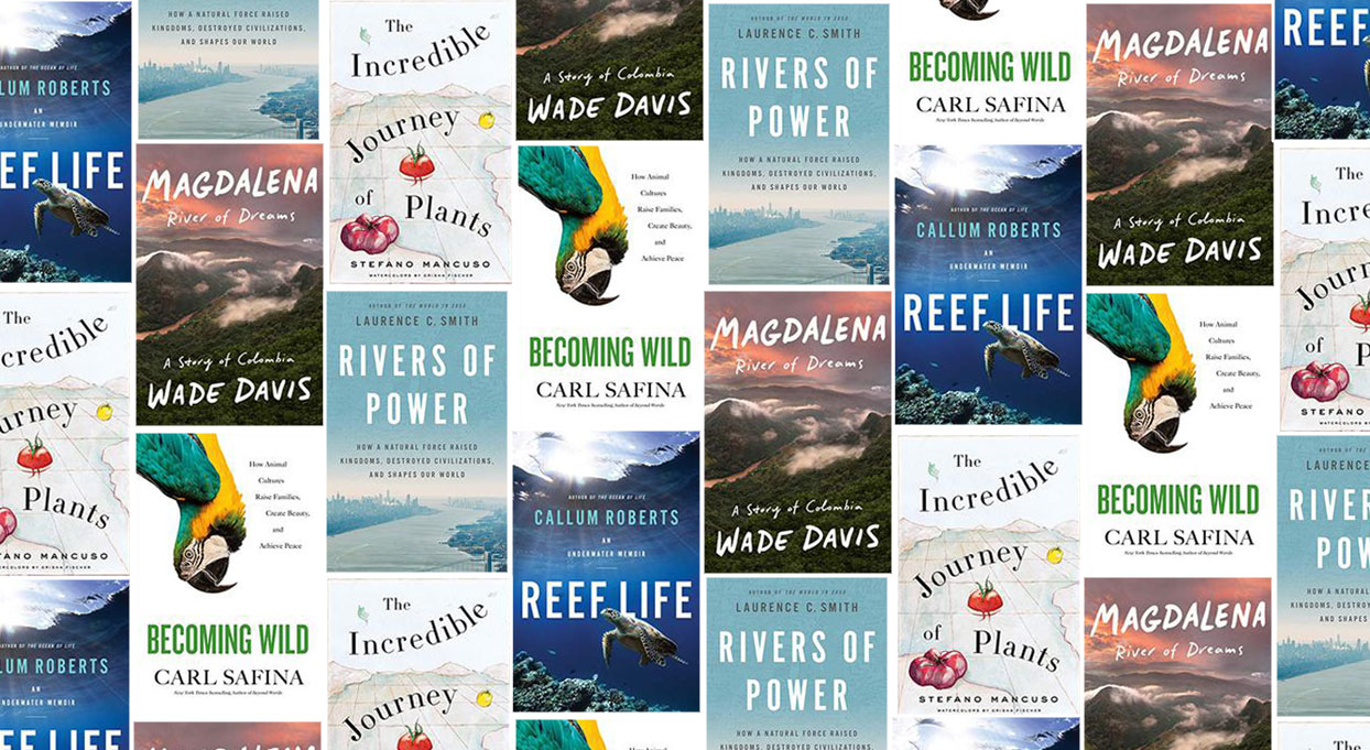 Books About the Earth: Rivers, Plants, Reefs, More